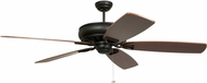 Craftmade SUA62ABZ5 Supreme Air Aged Bronze Brushed Fluorescent 62 Ceiling Fan