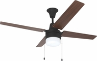 Craftmade UBW48ABZ4C1 Wakefield Modern Aged Bronze Brushed 48 Home Ceiling Fan
