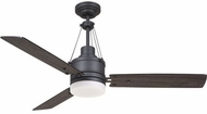 Emerson Ceiling Fans CF205LGRT Highpointe Graphite LED 54  Ceiling Fan
