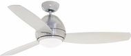Emerson Ceiling Fans CF253LBS Curva Modern Brushed Steel LED 52  Home Ceiling Fan