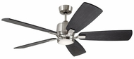 Emerson Ceiling Fans CF5300BS Ion Eco Brushed Steel LED Ceiling Fan