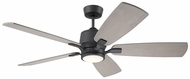 Emerson Ceiling Fans CF5300GRT Ion Eco Graphite LED Home Ceiling Fan