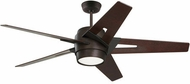 Emerson Ceiling Fans CF550LDMORB Luxe Eco Modern Oil Rubbed Bronze LED 54 Home Ceiling Fan