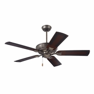 Emerson Ceiling Fans CF610VS Welland Vintage Steel Exterior 54  Ceiling Fan