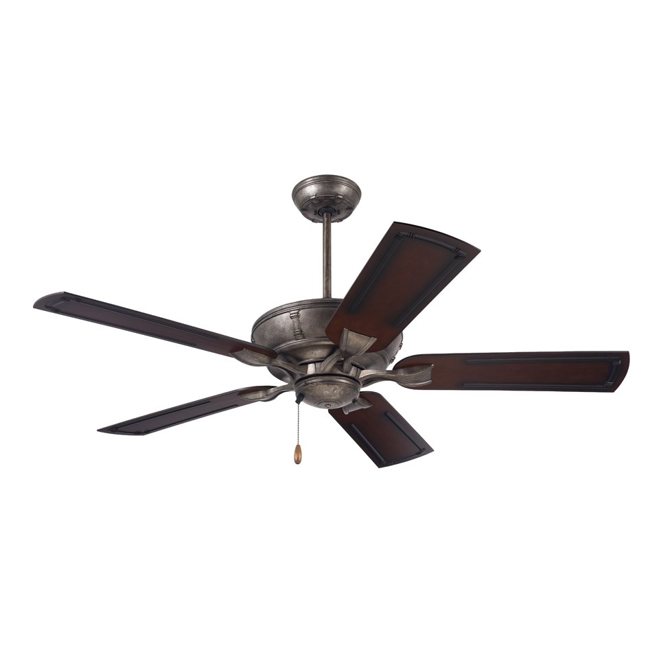 Emerson ceiling fans cf610vs welland vintage steel for The emerson