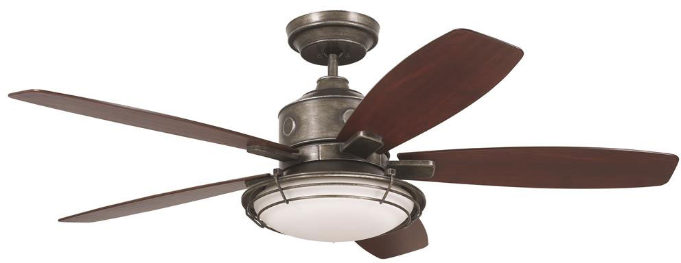 Emerson Ceiling Fans CF630VS Rockpointe Vintage Steel