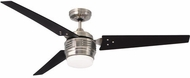 Emerson Ceiling Fans CF766LBS 4th Avenue Contemporary Brushed Steel LED 60  Ceiling Fan