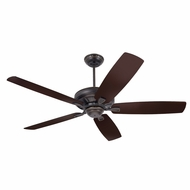 Emerson Ceiling Fans CF784GES Carrera Golden Espresso 60  Ceiling Fan