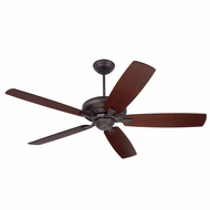 Emerson Ceiling Fans CF784ORB Carrera Oil Rubbed Bronze 60  Home Ceiling Fan