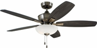 Emerson Ceiling Fans CF825AP Lindell Antique Pewter LED 52  Home Ceiling Fan