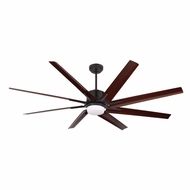 Emerson Ceiling Fans CF985ORB Aira Eco Oil Rubbed Bronze Halogen 72  Ceiling Fan