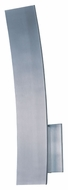 ET2 E41307-SA Contemporary Satin Aluminum 16  Tall Wall Sconce