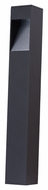 ET2 E41363-BZ Alumilux Modern Bronze Finish 34  Tall LED Exterior Pathway Lighting