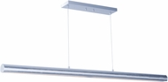 ET2 E41468-SA Alumilux LED Contemporary Satin Aluminum Kitchen Island Light Fixture