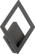 ET2 E41493-BZ Alumilux Contemporary Bronze LED Outdoor Lighting Wall Sconce