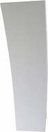 ET2 E41499-WT Alumilux Modern White LED Exterior 28  Sconce Lighting
