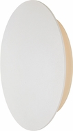 ET2 E41500-WT Alumilux Contemporary White LED Outdoor Lamp Sconce