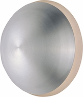 ET2 E41502-SA Alumilux Contemporary Satin Aluminum LED Outdoor Wall Light Fixture