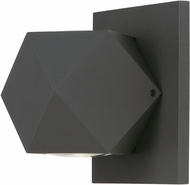 ET2 E41532-BZ Alumilux Contemporary Bronze LED Outdoor Wall Lamp