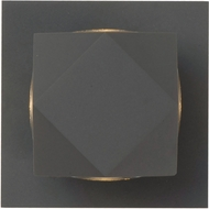 ET2 E41534-BZ Alumilux Modern Bronze LED Exterior Wall Lighting