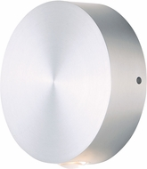 ET2 E41540-SA Alumilux Contemporary Satin Aluminum LED Outdoor Sconce Lighting
