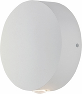 ET2 E41540-WT Alumilux Modern White LED Exterior Light Sconce