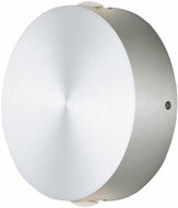 ET2 E41542-SA Alumilux Contemporary Satin Aluminum LED Outdoor Lighting Sconce