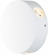 ET2 E41544-WT Alumilux Modern White LED Exterior Wall Light Fixture