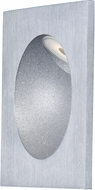 ET2 E42403-SA Alumilux LED Contemporary Satin Aluminum Outdoor Lighting Wall Sconce