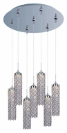 ET2 E95187-20PC Contemporary 11.5  Tall Hanging Light Fixture
