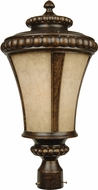 Craftmade Z1225-112 Prescott Peruvian Bronze Exterior Lamp Post Light