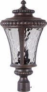 Craftmade Z1275-112 Prescott II Peruvian Bronze Outdoor Post Light