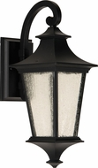 Craftmade Z1354-11-LED Argent II LED Midnight Exterior Small Sconce Lighting