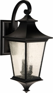 Craftmade Z1374-11 Argent II Midnight Outdoor Large Wall Lighting Sconce