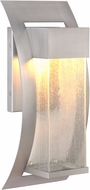 Craftmade Z2524-19-LED Ontario LED Modern Brushed Titanium Outdoor Large Wall Light Sconce