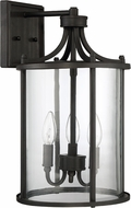 Craftmade Z2824-12 Carlton Aged Bronze Brushed Outdoor Large Wall Lighting Sconce