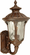 Craftmade Z3500-98 Sheffield Aged Bronze Exterior Small Wall Sconce Lighting