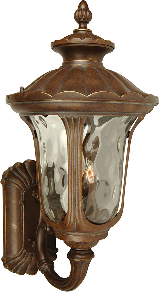 Craftmade Z3530 98 Sheffield Aged Bronze Outdoor Extra Large Wall Lighting Sconce Cft Z3530 98