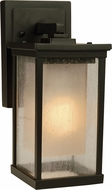 Craftmade Z3704-92 Riviera Contemporary Oiled Bronze Exterior Small Wall Sconce Lighting