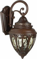 Craftmade Z3804-98 Olivier Old World Aged Bronze Exterior Small Wall Lighting