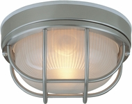 Craftmade Z395-56 Bulkhead Stainless Steel Outdoor Large Overhead Lighting / Wall Mounted Lamp