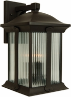 Craftmade Z4114-92 Summit Oiled Bronze Outdoor Medium Wall Sconce Lighting