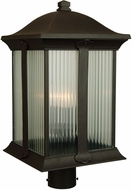 Craftmade Z4125-92 Summit Oiled Bronze Exterior Post Lighting