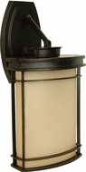 Craftmade Z4304-92 Vale Modern Oiled Bronze Exterior Small Wall Sconce Light