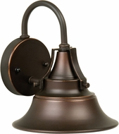 Craftmade Z4404-88 Union Oiled Bronze Gilded Outdoor Small Wall Lighting