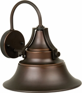 Craftmade Z4424-88 Union Oiled Bronze Gilded Exterior Large Light Sconce