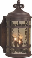 Craftmade Z5024-91 Espana Rustic Iron Outdoor Large Wall Lighting Sconce