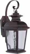 Craftmade Z5704-92 Branbury Oiled Bronze Outdoor Small Wall Lighting Sconce