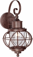 Craftmade Z5924-98 Revere Aged Bronze Exterior Large Wall Lighting