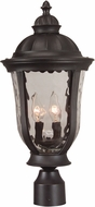 Craftmade Z6025-92 Frances Oiled Bronze Outdoor Lighting Post Light